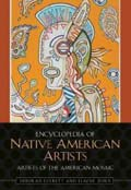 Encyclopedia of Native American Artists, book cover