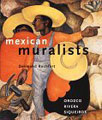 Mexican Muralists book cover