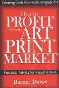 How to Profit from the Art Print Market, book cover