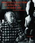 Picasso's Collection of African & Oceanic Art, book cover