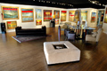 Ford Smith Fine Art interior view, located in Georgia