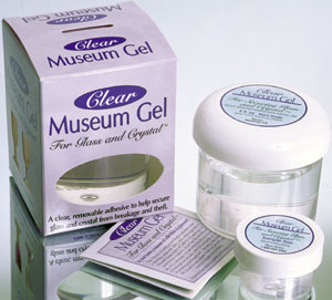 Museum Gel package