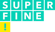 Superfine! 2017 logo