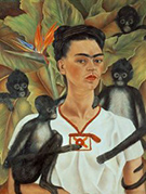 Frida Kahlo and Diego Rivera exhibition at Heard Museum in Phoenix, Arizon, April 11 - Aug 20, 2017