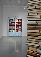 Book House exhibition at Quint Gallery in San Diego, CA, November 19 - Dec 31, 2016