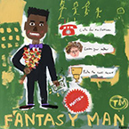 Artwork by Brian Nash, Fantasy Man, available from Zatista.com
