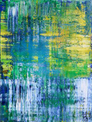 Artwork by Sheryl Tempchin, Wetlands, available from Zatista.com