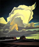 Artwork by Ed Mell available from Overland Gallery of Fine Art in Scottsdale, AZ