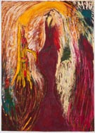 Mimi Lauter on exhibition at Marc Selwyn Fine Art in Beverly Hills, CA, September 12 - Oct 11, 2014