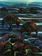 Artwork by Eyvind Earle available from Doubletake Gallery in Minneapolis, MN