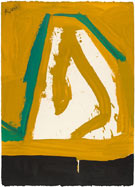 Artwork by Robert Motherwell available from Jerald Melberg Gallery in Charlotte, NC