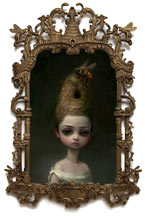 Artwork by Mark Ryden available from Kohn Gallery in Los Angeles