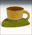 Ceramic art by Ken Price available from Frank Lloyd Gallery in Bergamot Station, Santa Monica