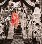 Artwork by Jagdeep Raina exhibition at Grice Bench, Los Angeles, CA, Sept 23 - Oct 26, 2017