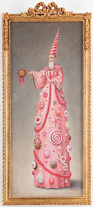 Artwork by Mark Ryden at Paul Kasmin Gallery in New York