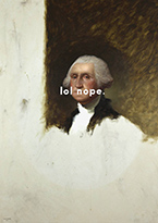 Artwork by Shawn Huckins, exhibiton at Foster/White Gallery, Seattle,WA, October 5 - 21, 2017