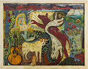 Artwork by Terry Turrell exhibition at Patricia Rovzar Gallery, Seattle, WA, October 5- 29, 2017