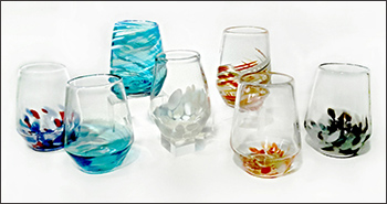 Vetro Glassblowing Studio and Gallery Wine Glass Day