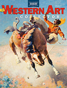Western Art Collector magazine cover
