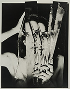 Artwork by Carolee Schneemann on exhibition at MoMA PS1 in New York, October 22 - Mar 11, 2018