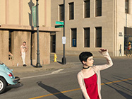 Artwork by Julie Blackmon on exhibition at Robert Mann Gallery in New York, October 19 - Dec 2, 2017
