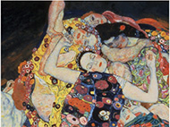 Artwork by Gustav Klimt at Legion of Honor in San Francisco, October 14 - Jan 28, 2018