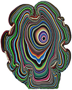 Artwork by Holton Rower available from Arthur Roger Gallery in New Orleans