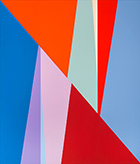 Artwork by Odili Donald Odita available at Jack Shainman Gallery in New York