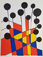 Artwork by Alexander Calder available from Galerie d'Orsay in Boston, MA