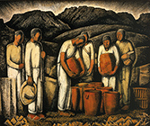 Modern Masters from Latin America: The Perez Simon Collection on exhibition at San Diego Museum of Art, through March 11, 2018