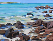 Artwork by Brenda Cablayan available from Nohea Gallery in Honolulu, HI, 022118