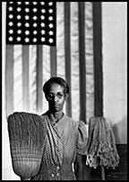 Photographs by Gordon Parks on exhibition at Jack Shainman Gallery in New York, February 15 - March 24, 2018