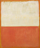 Artwork by Mark Rothko on exhibition at Museum of Fine Arts Boston, through September 3, 2018