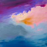 Artwork by Sheryl Tempchin, Evening-Song available from Zatista.com