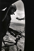 Photographs by Larry Burrows at Laurence Miller Gallery in New York, May 10 - June 29, 2018