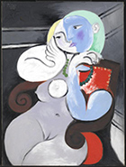 Artwork by Picasso in major exhibition at Tate Modern in London, through September 9, 2018