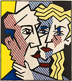 Artwork by Roy Lichtenstein available from Leslie Sacks Gallery in Santa Monica, CA, 060718