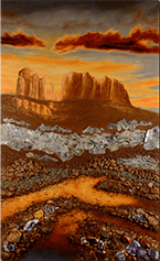 Artwork by Tesa Michaels available at Gallery of Exposures International in Sedona, AZ, 061518