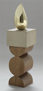 Sculpture by Constantin Brancusi on exhibition at MoMA in New York, through February 18, 2019, 010419