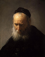 Artwork by Rembrandt on exhibition at the Denver Art Museum, through January 6, 2019