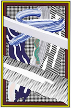 Artwork by Roy Lichtenstein available from Gregg Shienbaum Fine Art in Miami Beach, FL, 091418