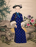 Empresses of China's Forbidden City on exhibition at Peabody Essex Museum in Salem, MA, Aug 18 - February 10, 2019, 010419