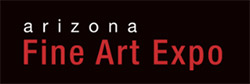 Arizona Fine Art Expo logo for 2018