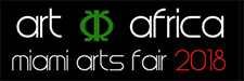 Art Africa Miami art fair logo