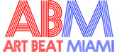 Art Beat Miami art fair logo for 2018