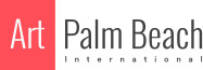 Art Palm Beach logo for 2019