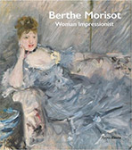 Berthe Morisot: Woman Impressionist on exhibit at The Barnes Foundation in Philadelphia, PA, October 21 - January 14, 2019