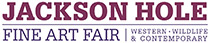 Jackson Hole Fine Art Fair 2019 logo
