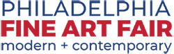 Philadelphia Fine Art Fair logo for 2019