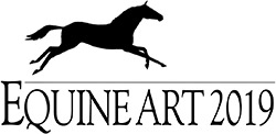 Equine Art 2019, annual show and sale of Equine Art held at Emerald Downs racetrack in Auburn, WA
